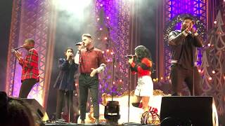Pentatonix - Mary, did you know? Washington, DC December 2, 2018