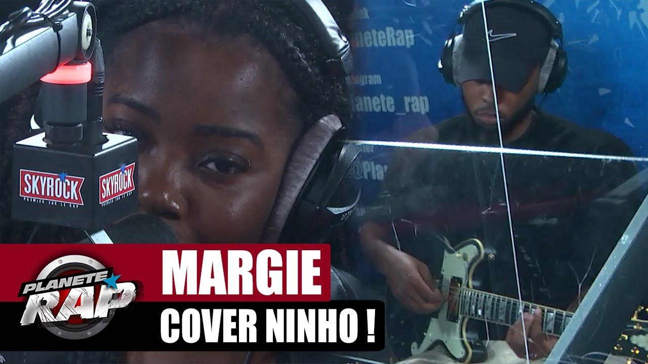 Margie REPREND un MORCEAU de NINHO ! (guitare + voix) #PlanèteRap