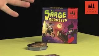 SÄRGE SCHUBSEN │ Drei Magier® (Erklärvideo)