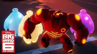 Baymax Dreams of Too Many Baymaxes | Big Hero 6 The Series | Disney Channel
