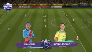 #eSuperligaChallenge: viví Arsenal - Defensa en el FIFA20