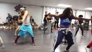 """When You Hear The Baseline"" by Major Lazer | Mikey Pesante Choreography"