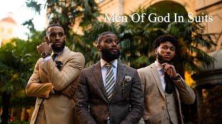 MEN OF GOD IN SUITS | Black Mens Fashion 2020