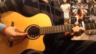 **FIRST ON YOUTUBE** Would You Love Me Any Less By Charlie Simpson and Emma Blackery Guitar Cover