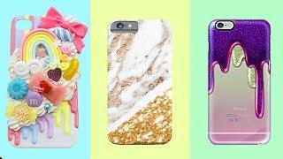 DIY Phone Case Life Hacks! 6 Phone DIY Projects & Popsocket Crafts!
