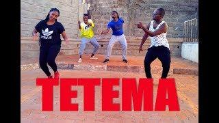 Rayvanny Ft Diamond Platnumz   TETEMA Dance Challenge | Dance Republic Africa