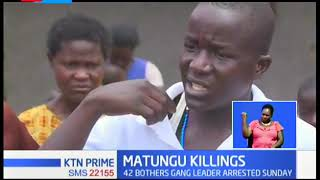 Two guards murdered in fresh Matungu killings
