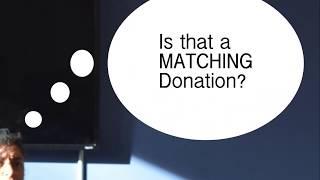 Corporate Matching Donations