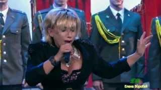 Елена Воробей в образе Патрисии Каас