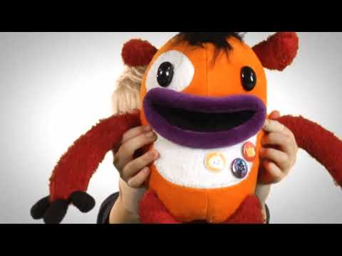 WiiWaa: Play With A Wiimote Crammed Into A Stuffed Toy