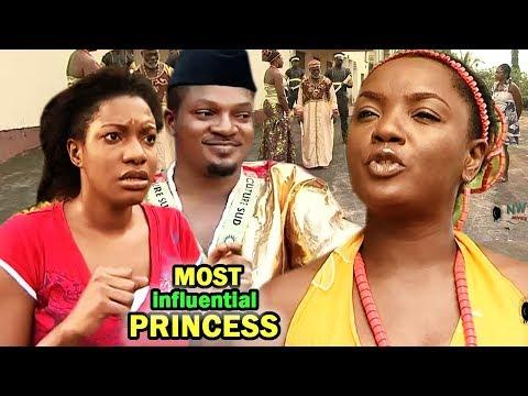 Most Influential Princess Season 2 -  2018 Latest Nigerian Nollywood Movie | Full HD