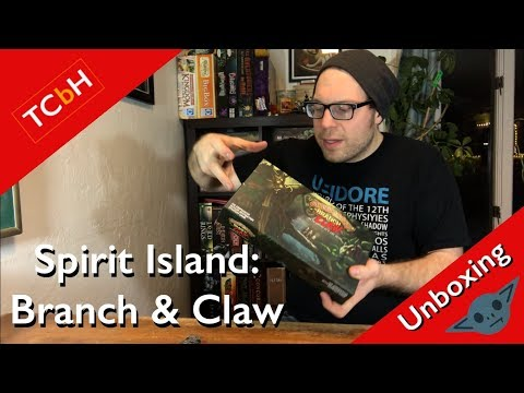 The Cardboard Herald - Branch & Claw Unboxing