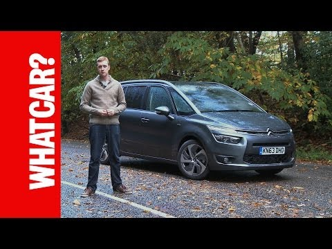 2013 Citroen Grand C4 Picasso review - What Car?