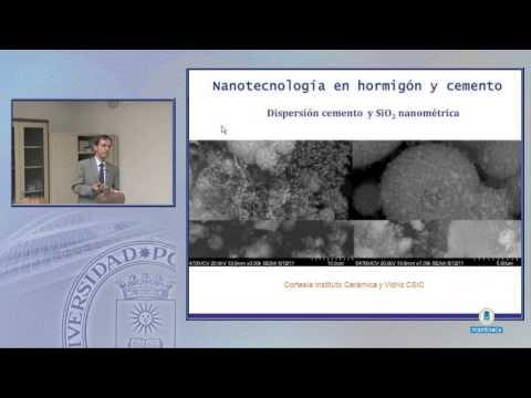 Nanotecnología y nanociencia en el campo de los materiales de construcción