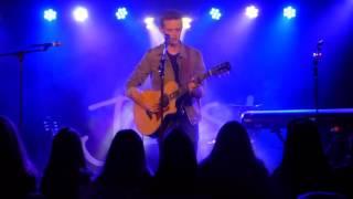 James TW- Torn (Live at Webster Hall) 10/5/16