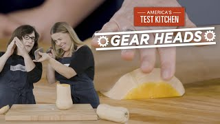 Gear Heads | Hack Through Anything With the Best Cleavers