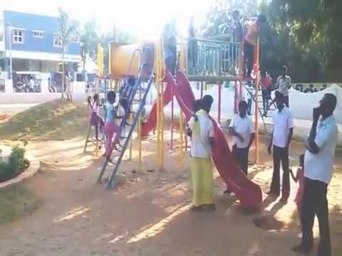 Roshan Junior Series Multiplay Equipment