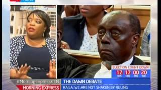 The Dawn Debate: IEBC's big win in High Court part 2