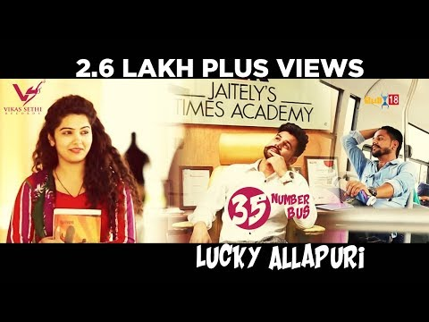 35 Number Bus  Lucky Allapuri