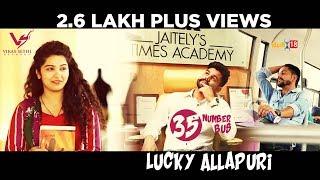 35 Number Bus  Lucky Allapuri