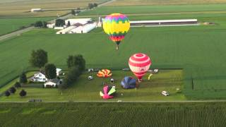 preview picture of video '2012 Flag City BalloonFest'