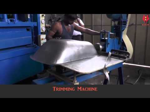 Wheel Barrow Manufacturing Machineries