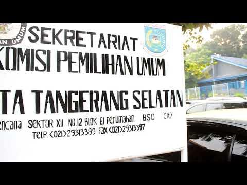 KPUD TANGSEL Masih Ada Bacaleg Pake Ijazah Fotocopy