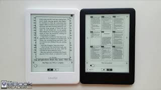 2019 Kindle with Frontlight Review - $89 Kindle