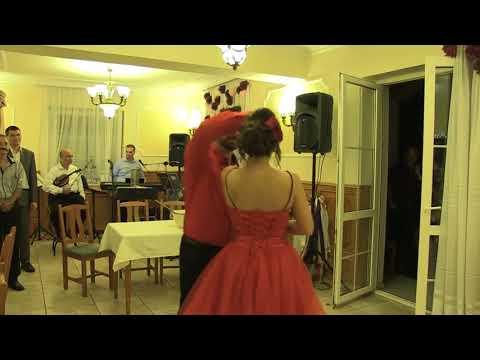Cuba koreográfia a 'Villejuif-Dunaújváros' francia-magyar táncelőadáson