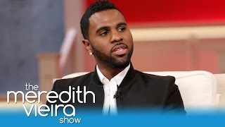 Jason Derulo On Breakup with Jordin Sparks | The Meredith Vieira Show
