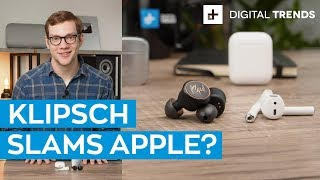 Apple AirPods vs. Klipsch T5 | With Klipsch sound, is it even a contest?