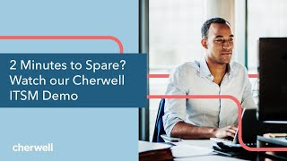 Cherwell Service Management - Vídeo