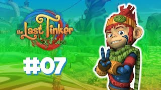 preview picture of video 'The Last Tinker: City of Colors - #7, Super Punch?!'