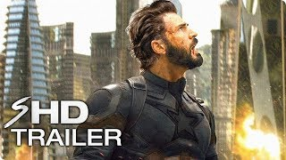 AVENGERS: INFINITY WAR Official International Trailer NEW (2018) Avengers 3 Marvel Movie HD