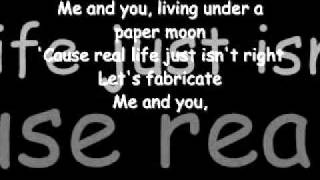 Under A Paper Moon by All Time Low lyrics