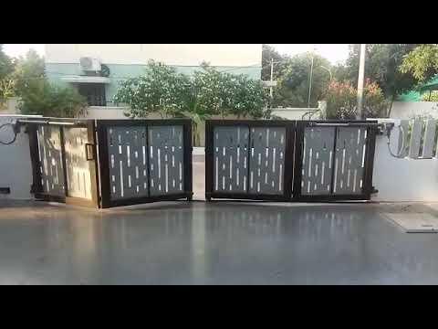 Swing Folding Gate