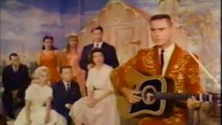 She Thinks I Still Care by George Jones as seen on Tex Ritter's Ranch Party on ABC.