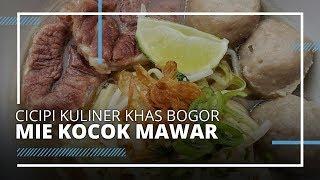 VIDEO TRAVEL | Cicipi Mie Kocok Mawar, Kuliner Legendaris dan Laris di Kota Bogor