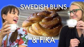 Swedish Buns & Fika, Feat. Rachel Khoo // STOCKHOLM, SWEDEN