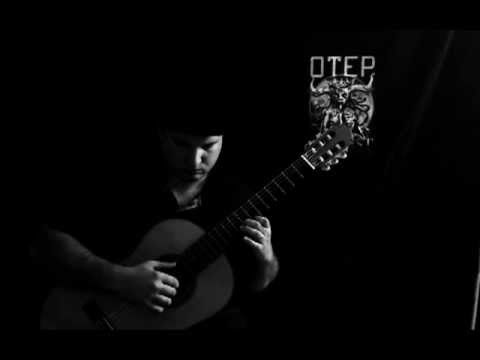 "Otep ""We Dream Like Lions"" Solo Guitar Cover"