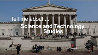 Tell me about Science and Technology Studies