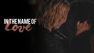 Freya + Keelin | In the Name of Love