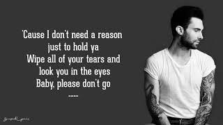 Leaving California - Maroon 5 (Lyrics)
