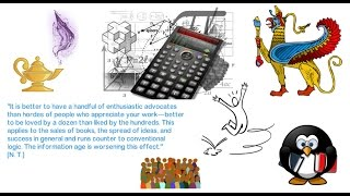 Fooled by Randomness - Nassim Taleb [Animated]