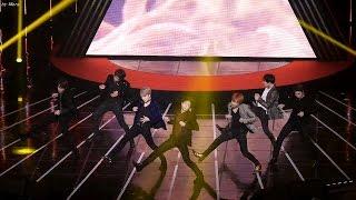 Gambar cover 161116 방탄소년단 (BTS) - FIRE (불타오르네) [전체] 직캠 Fancam (Asia Artist Awards) by Mera