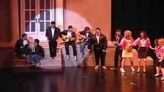 Grease The Musical ~ Those Magic Changes