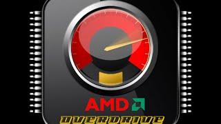 Как повысить FPS в играх, с помощью утилиты AMD Overdrive, быстро и эфективно