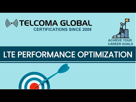 4G LTE Performance Optimization course by TELCOMA Training ...