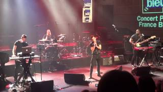 Josef Salvat - Concert Privé France Bleu - 21.05.2015 - Till I found you