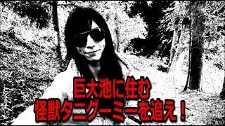 巨大怪獣タニグーミーを捕獲せよ!!岐阜観光リポート
